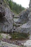 Prosiek谷,斯洛伐克 免版税图库摄影