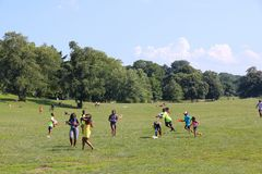 Prospect Park, Brooklyn Stock Photography