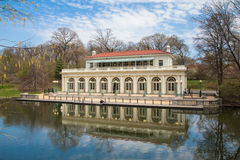 Prospect Park Brooklyn Stock Photo