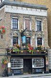 Prospect of Whitby pub Wapping Stock Photography