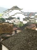 Prospects for old house new homes. New home prospects in China, Jiangxi old house Stock Image