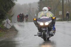 Prospera GranFondo 2016 Jeździć na rowerze rywalizacj Obraz Royalty Free