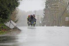 Prospera GranFondo 2016 Jeździć na rowerze rywalizacj Obraz Stock