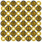 Prosperidad del oro Imágenes de archivo libres de regalías
