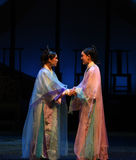 Prosperity makes friends-back to the palace-Modern drama Empresses in the Palace Stock Image