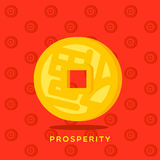 PROSPERITY Royalty Free Stock Photo