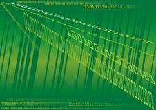 Prospettiva binaria moderna Fotografia Stock