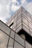 Prospettiva dell'edificio per uffici Immagini Stock