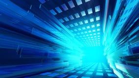 Prospettiva di tecnologia del fondo Immagini Stock