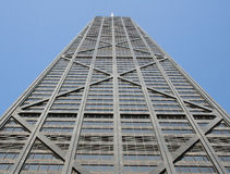 Prospettiva di un highrise Immagine Stock