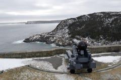 Prospettiva nazionale del sito storico della collina del segnale Fotografie Stock