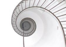 Prospettiva a spirale del fugue Immagini Stock