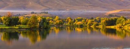 Prosser осенью Стоковые Фото