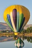 prosser balonowy wielki wiec Zdjęcia Royalty Free