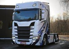 Prossima generazione Scania S500 Immagine Stock Libera da Diritti