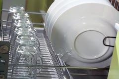 Prosta kuchenna meblarska makro- fotografia Obraz Royalty Free