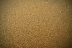 Prosta płaska piasek tekstura Fotografia Royalty Free