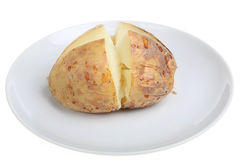 prosta ziemniaka Obrazy Royalty Free