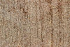 Prostacki nawierzchniowy szorstki piaskowiec jest brown tłem Zdjęcie Stock