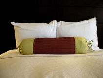 proste łóżko Obraz Stock
