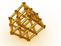proste postaci geometryczne royalty ilustracja