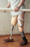 prosthesis Imagens de Stock Royalty Free