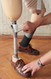 Prosthesis Royalty Free Stock Photography