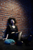 Prostituta foto de stock royalty free