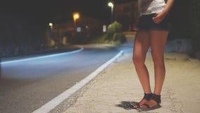 prostitute vídeos de arquivo