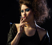 Prostitute Royalty Free Stock Photography