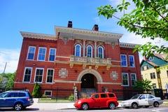 Prostituteradskola på New Haven Royaltyfri Foto