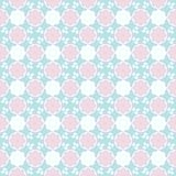Prosty śliczny wzór w małych kwiatach Obraz Stock