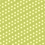 Prosty żółtego złota kropki wzór Zdjęcia Stock