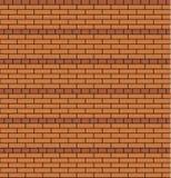 Prosty brickwork Zdjęcie Royalty Free