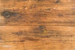 Prosty drewniany deski tło Obraz Stock