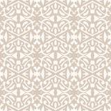 Prosty elegancki koronka wzór w art deco stylu. Obrazy Stock