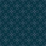 Prosty Geometryczny Bezszwowy wzór Fotografia Stock