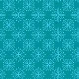 Prosty i pełen wdzięku kwiecisty deseniowy projekta szablon, Elegancki lineart loga projekt, wektorowa ikony ilustracja Nowożytny Zdjęcia Stock