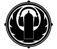 Prosty logo Zdjęcie Stock