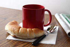 prosty śniadanie Obraz Royalty Free