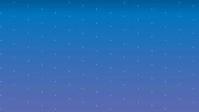 Prosty Nowożytny abstrakcjonistyczny nowożytny błękitny kropka wzór zdjęcie stock