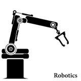 Prosty set robot Odnosić sie Kreskowe ikony Zawiera taki ikony jak autopilota, Chatbot, Łamająca larwa i bardziej Editable uderze Zdjęcie Royalty Free