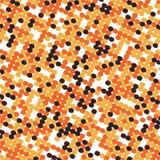 Prosty tło z barwionymi rhombuses Obraz Royalty Free