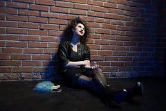 prostytutka Zdjęcie Stock