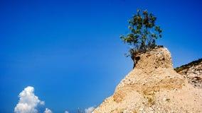 Proszałna chmura Obraz Royalty Free