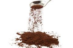 proszek kakaowy Obrazy Stock