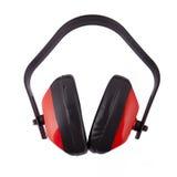 Protège-oreille. photos stock