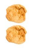 Protéine de soja deux texturisée Photographie stock libre de droits