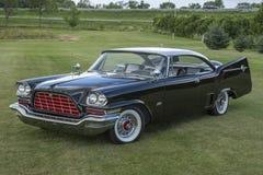 Protótipo de Chrysler 300 Foto de Stock Royalty Free