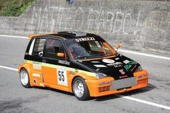 Protótipo de Fiat 126 imagem de stock